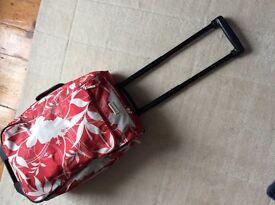 Animal wheelie suitcase 30 l.