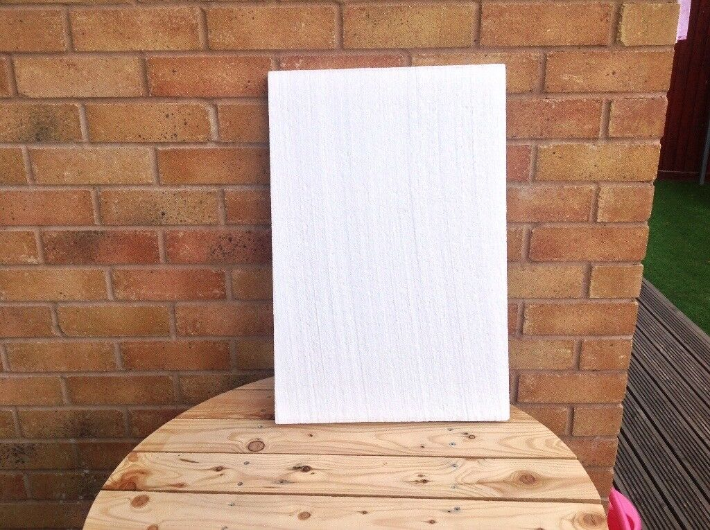 10 WHITE RIGID POLYSTYRENE FOAM INSULATION SHEETS | in Cinderford,  Gloucestershire | Gumtree
