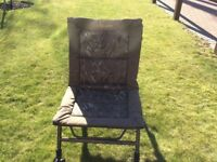Nash Indulgence Ultra Lite fishing chair