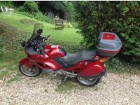 HONDA DEAUVILLE NT 650 FOR SALE
