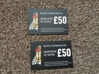 £100 go karting tickets