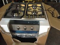 DeLonghi built in oven and hob