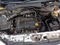 CORSA SXI ENGINE 1200cc