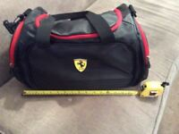 Genuine Ferrari Gym Bag