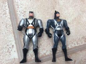 batman figures price for both
