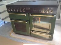 Leisure range gas cooker