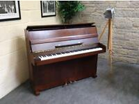 Van Urk & Son's Overstrung Underdamped upright piano - CAN DELIVER