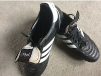 Selling football boots