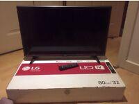 LG 32 inch HDTV