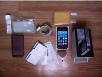 boxed iphone 4, 16gb, black, unlocked, full working order, very good cosmetic,