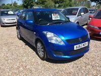 Suzuki, SWIFT, Hatchback, 2013, 1.2cc ONLY £30 per year road tax @ Aylsham Road Affordable Cars
