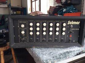 Vintage Selmer p.a. Amplifier