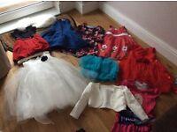 Girls dresses age 4-5