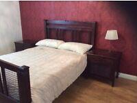 Complete bed furniture set