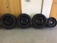 Avon ice touring winter tyres