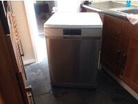 Proline silver dishwasher