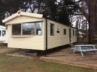 Prestige caravan hire Haven wild duck holiday park Norfolk