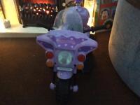 Princess electric bike