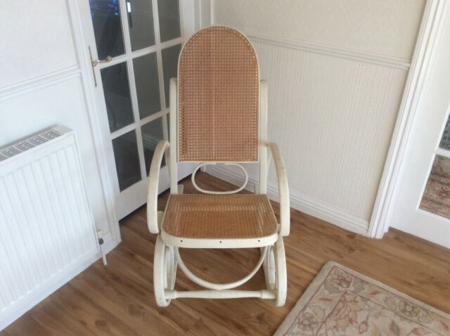 Phenomenal Rocking Chair Ratten Wicker Seating In Wickford Essex Gumtree Machost Co Dining Chair Design Ideas Machostcouk