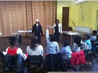 Volunteer Tutor for African Sons and Daughters