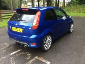 STUNNING 2008 Ford Fiesta ST. MOT June-2019. 2.0lit petrol, manual, Faultless Drive. P/X Considered!
