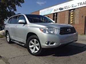 2010 Toyota Highlander AWD | 7PASS | POWER LIFTGATE