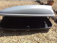 Halfords 250 l roof box