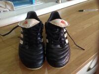 Adidas football boots men size 6.5