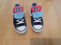 Converse All Star Girls / Ladies Size 3.5 UK As New