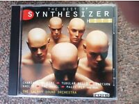 The Best of Synthesizer CD