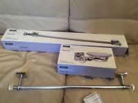 """BRAND NEW """"CHARME""""TOWEL RAIL AND SOAP HOLDER"""