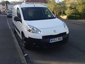 Peugeot partner 63 plate excellent condition in and out