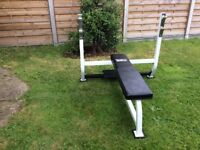 Muscle 360 Complete Power Flat Olympic Bench