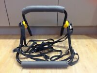 Halfords 2 cycle rear strap bike carrier