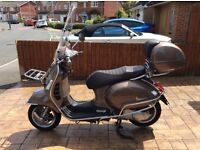 Vespa GTS 300 Touring (Automatic) in Immaculate Condition