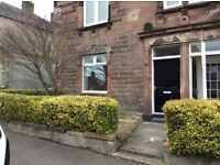 Alloa, Ochil Street, lower 2 bed unfurnished flat.