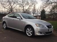 2006 LEXUS IS 220D 4DR SALOON FULL MOT