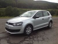 Volkswagen Polo 1.2 l 5 door Mot 29000 mls Immaculate