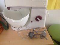 Food mixer .