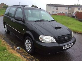 """❌L👀K """"REDUCED """" TIDY 05 SEDONA PEOPLE CARRIER £595 !"""