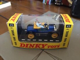 DINKY 472 FORD MODEL T?BOXED