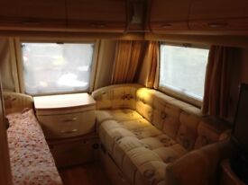 Pastiche coachman 2 berth caravan. Good condition. 2006