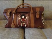 Santoro Weekender &Matching Handbag.
