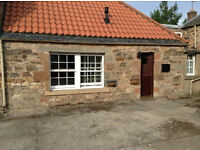 Lovely steading cottage in Inveresk near Musselburgh.