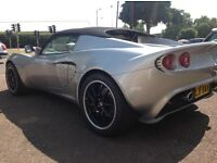 Lotus Elise s2 sports tourer quartz grey only 21200 genuine mileage