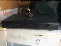 Sony st-se520 radio separate system
