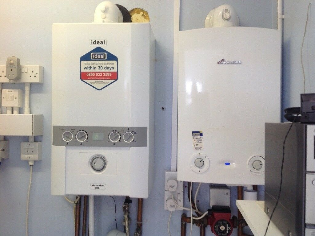 Ideal 32kw combi boiler independent c30 only 2 years old - Tring swimming pool opening times ...