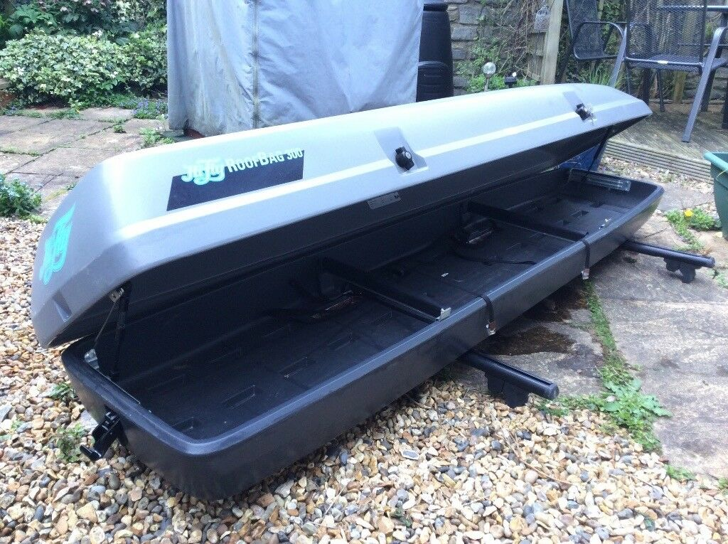 Car Roof Box For Sale Thule Hifly Bag 300 280 Litres