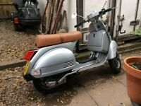 LML star deluxe 125 4T scooter