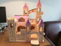 Melissa And Doug Castle Stuff For Sale Gumtree